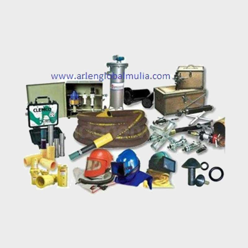 sandblasting parts & accessories