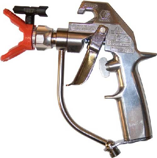 Jenis Spray Gun dan Harganya