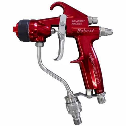 Spray Gun Air Assited Airless