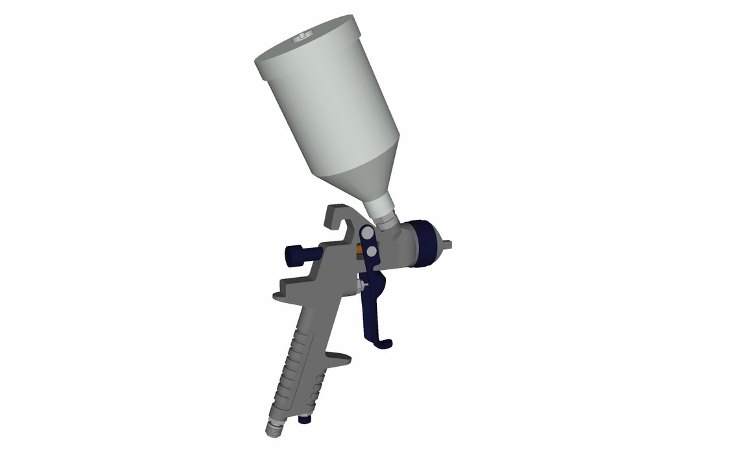 Spray Gun Terbaik
